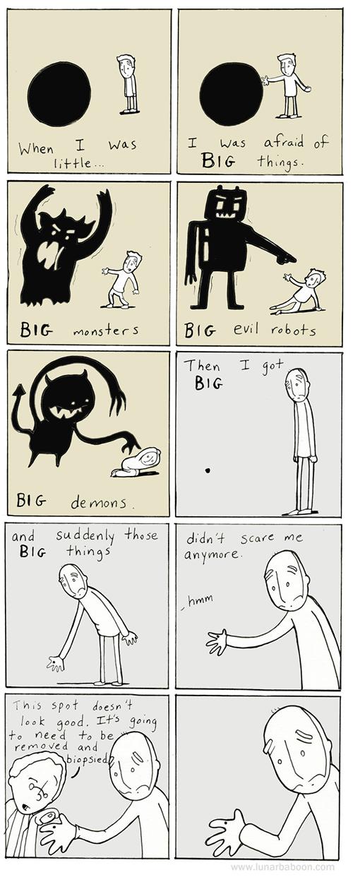 funny growing up sad but true web comics - 7890908160
