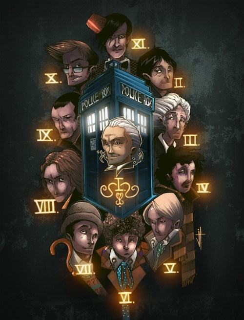 classic who Fan Art doctor who - 7891063296