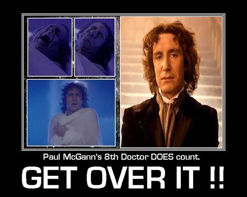 classic who doctor who 8th doctor - 7891066880