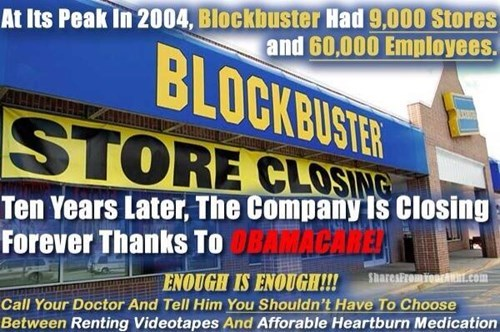 thanks obama blockbuster netflix - 7891973632