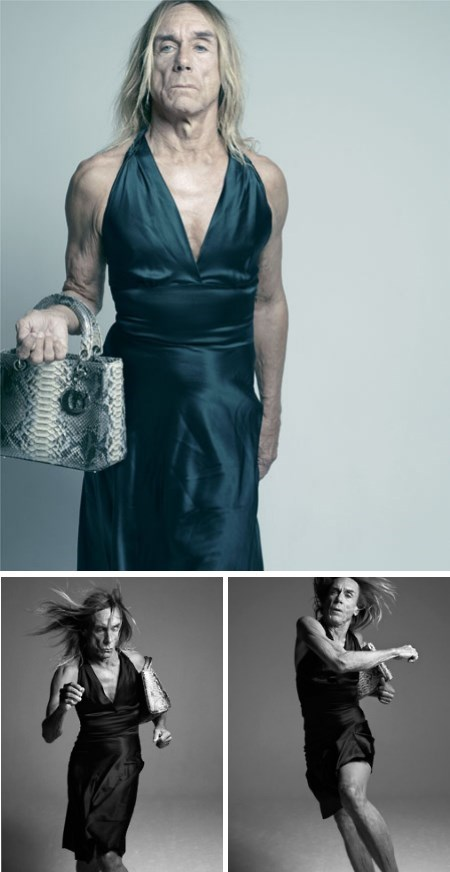 dress iggy pop women - 7892306688