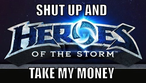 blizzcon,heroes of the storm