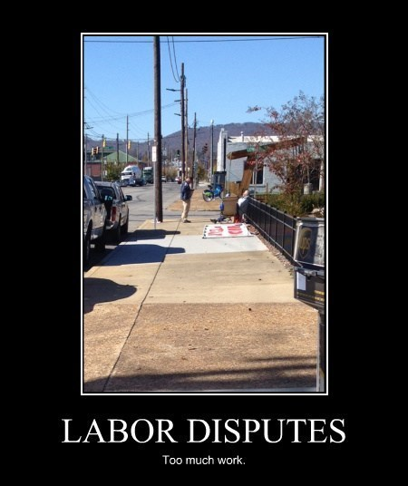 dispute,funny,labor,work