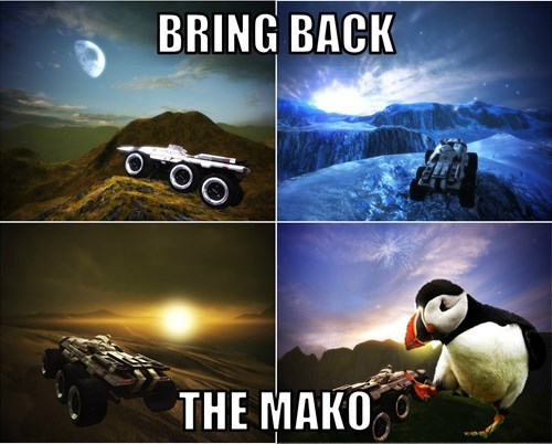 mako mass effect mass effect 4 unpopular opinion poffin - 7892334848