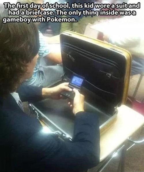 Pokémon school - 7892495872