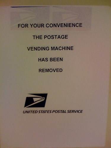 facepalm convenience usps funny - 7892610304