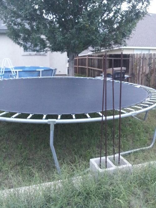 facepalm trampolines death traps dangerous funny - 7892619776
