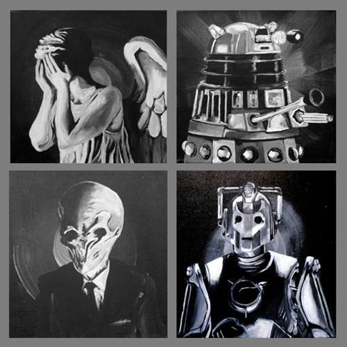 Fan Art for sale doctor who - 7892710400