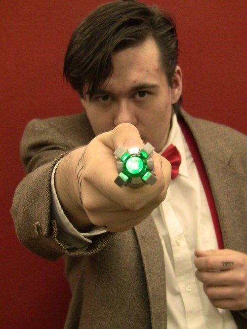 Generic 11th Doctor Cosplay #987