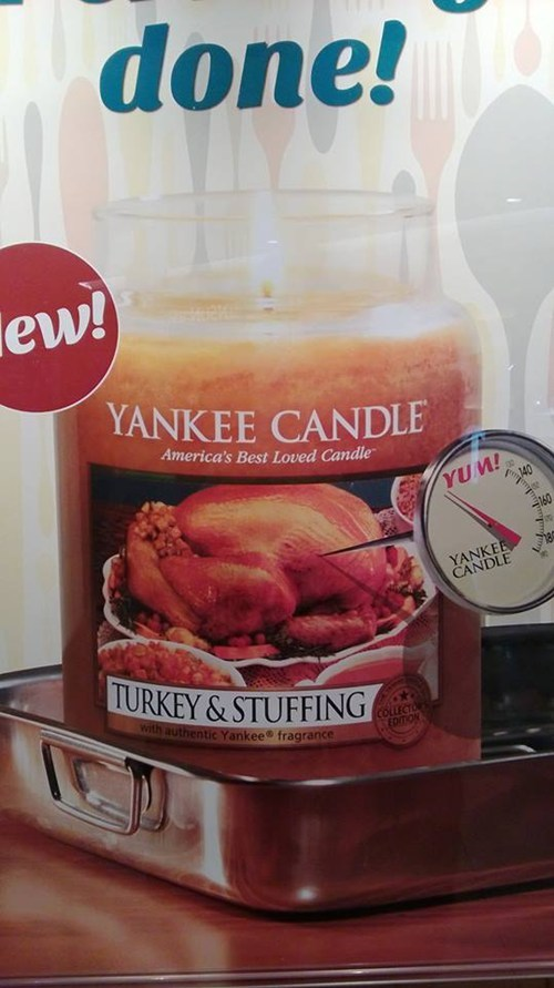 scented candles thanksgiving there I fixed it - 7893126656