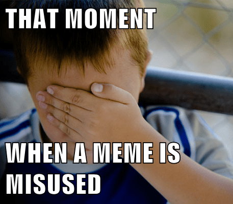 Memes facepalms this is wrong too get it lol so funny