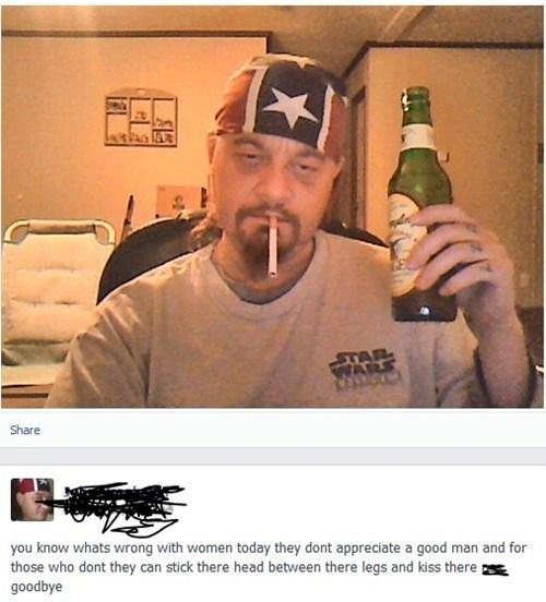 men vs women merica rednecks funny - 7894369024