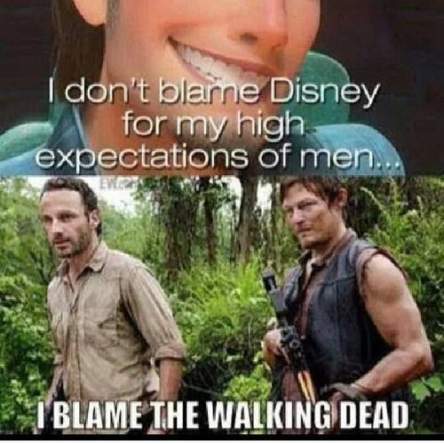 daryl dixon men The Walking Dead rick grims