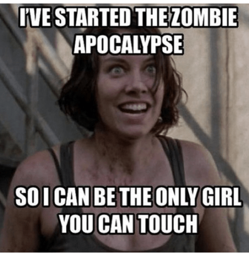 overly attached girlfriend The Walking Dead Maggie Greene - 7894412800