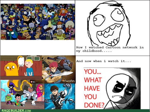 cartoon network nostalgia what have you done - 7894802944