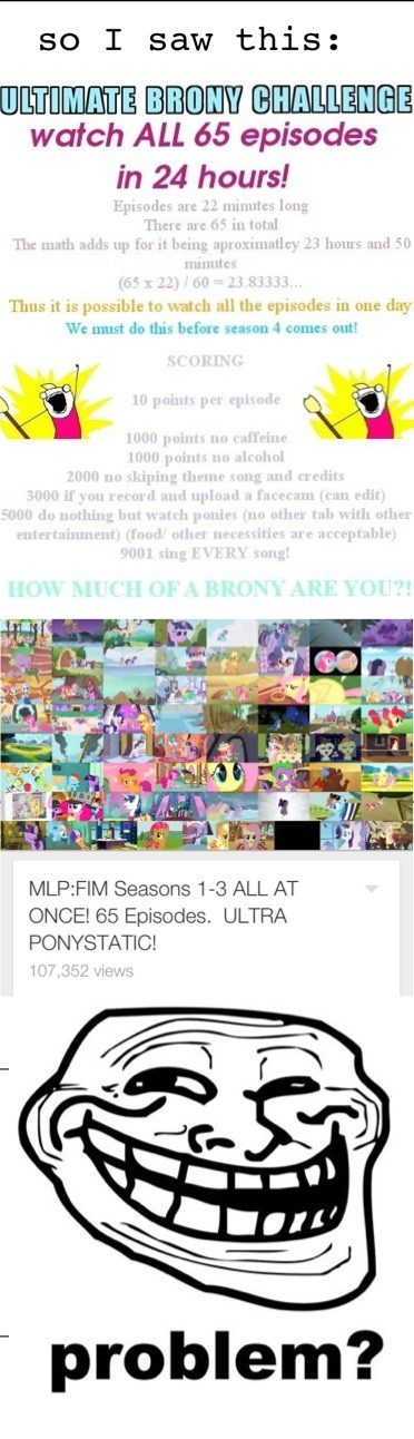 MLP brony challenge all seasons - 7894919424