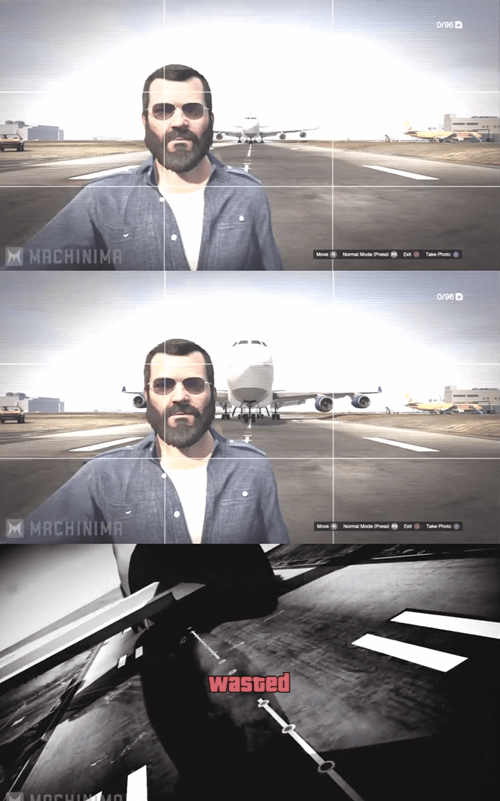 grand theft auto v selfie - 7895079680