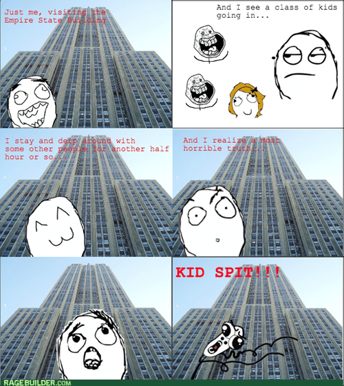 empire state building,kids