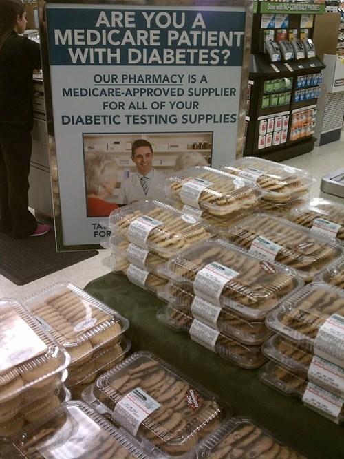 diabetes sugar cookies food medicare - 7895243520