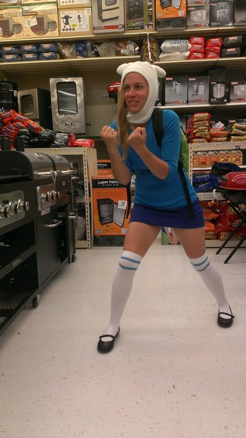 adventure time cosplay fionna - 7895385344