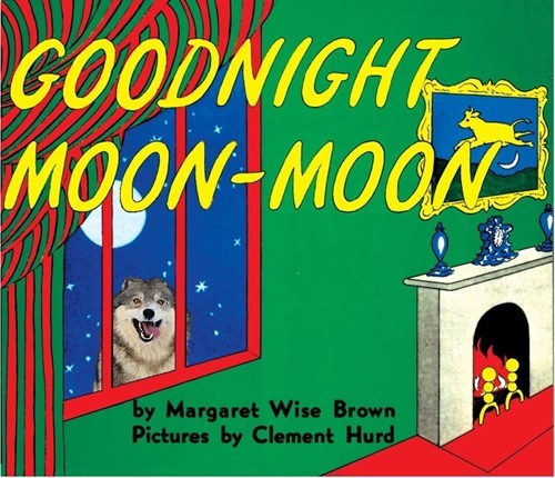 goodnight moon moon childrens-books - 7895648000