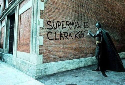 batman Clark Kent superman - 7895660288