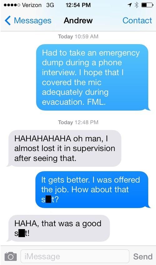 job interview,AutocoWrecks
