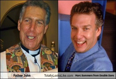 father john double dare marc summers totally looks like
