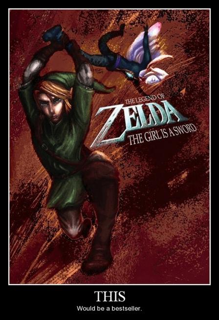wtf legend of zelda sword video games funny - 7896520704