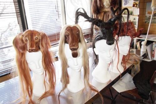 hair wtf wigs