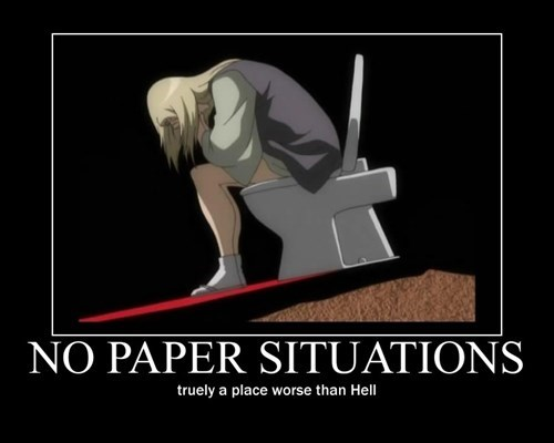 situations hell paper funny
