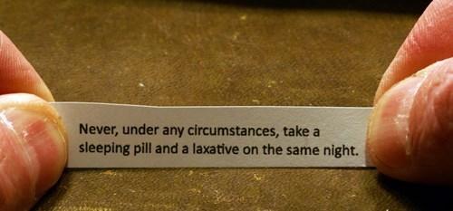 fortune cookie wisdom advice funny - 7896582400