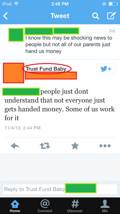 trust fund babies,trust fund,rich kids