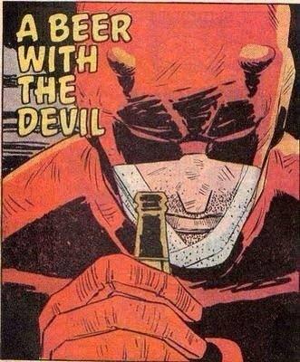 daredevil booze comics funny - 7896627968