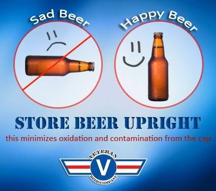 beer funny storage veterans day after 12 g rated - 7896631040