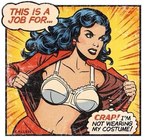 costume bad dreams wonder woman - 7896641280