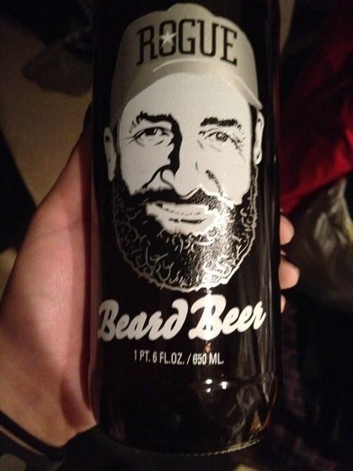 beer,beard,funny,rogue