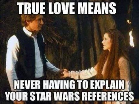 Han Solo star wars Princess Leia - 7896700160