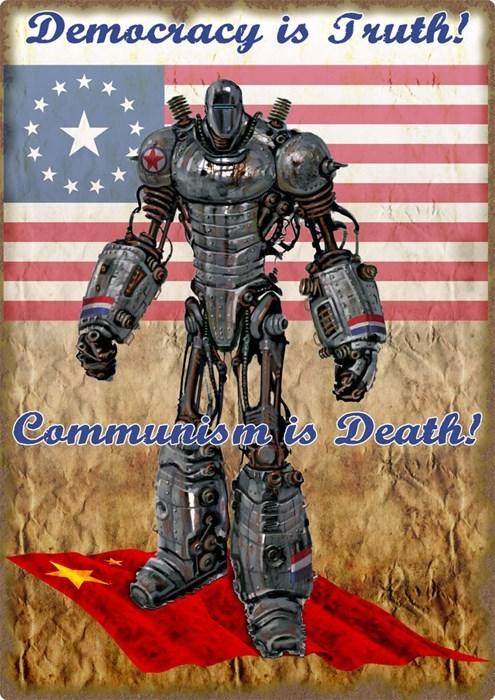 communism democracy - 7896712704