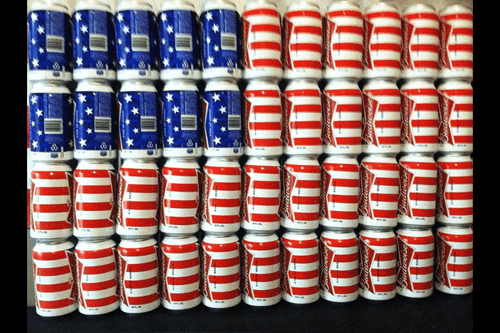 beer,american flags,IRL