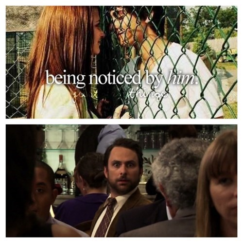funny stare its always sunny in philadelphia justgirlythings - 7896829184
