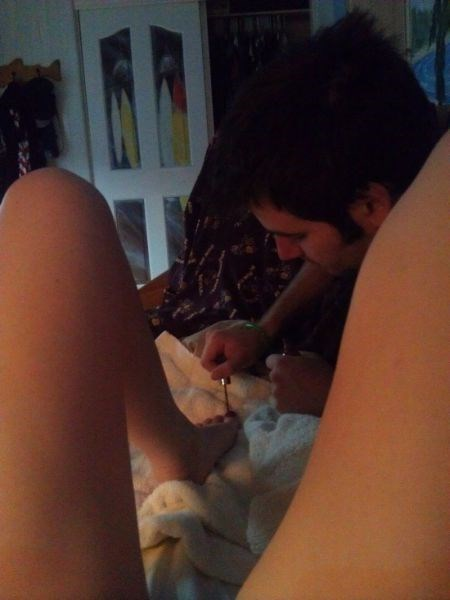 boyfriend,pedicure,funny,whipped
