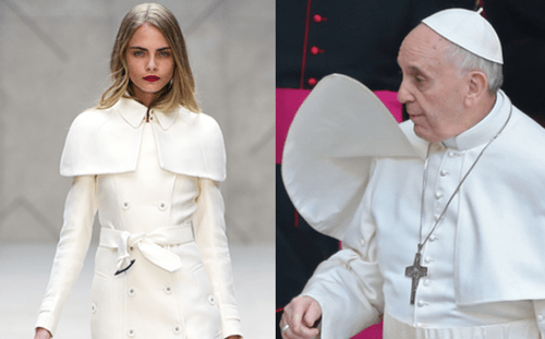 fashion religion pope francis
