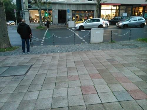 crosswalk there I fixed it - 7897683712
