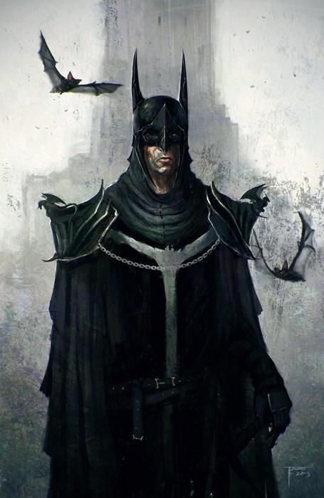 Fan Art batman concept - 7897807104