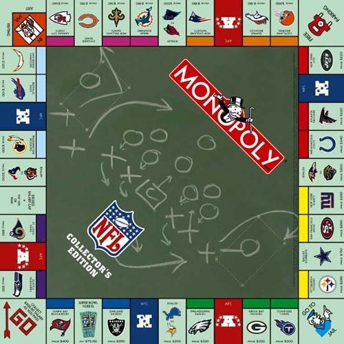 nfl monopoly sport matt flynn football