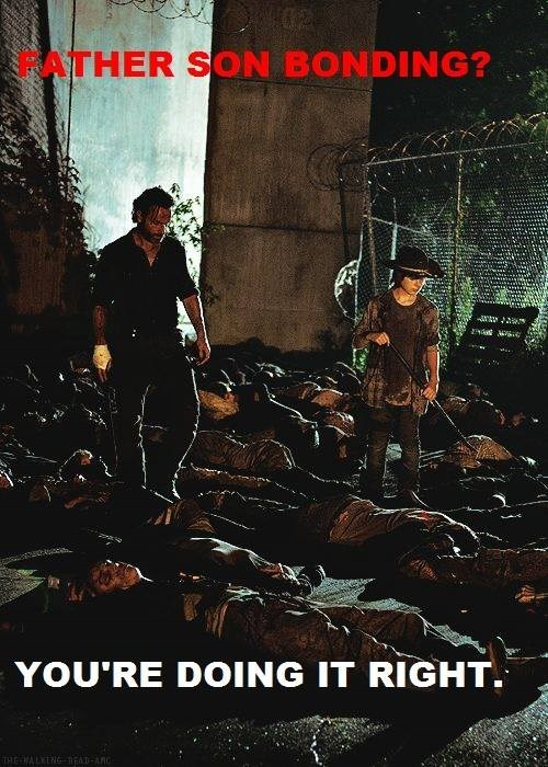 carl grimes Rick Grimes The Walking Dead - 7897841152