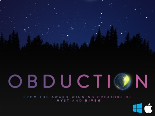 kickstarter,obduction,Video Game Coverage