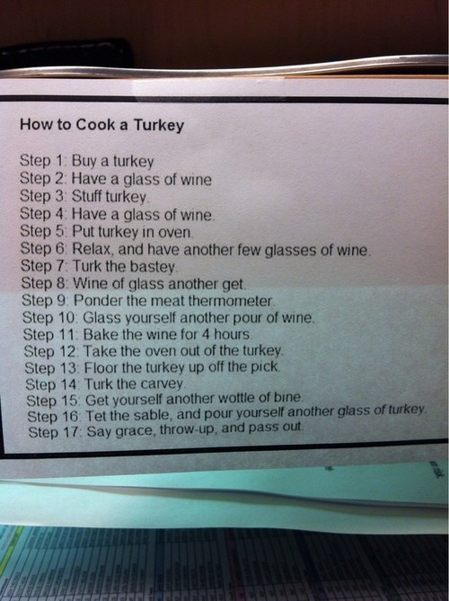 funny Turkey - 7897921536