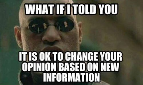 opinions Memes trufax matrix morpheus - 7897964032